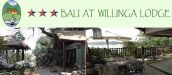 BALI AT WILLINGA LODGE