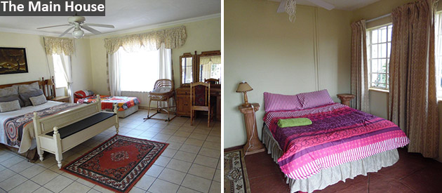 Cynthia's Country Stay - Hartbeespoort Dam accommodation - North West